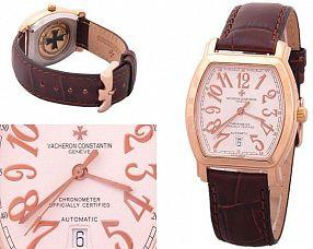 Мужские часы Vacheron Constantin  №M2128