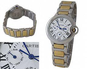 Унисекс часы Cartier  №H0571