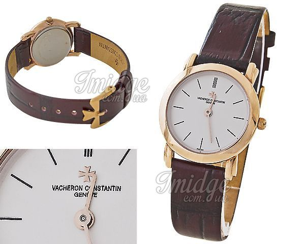 Женские часы Vacheron Constantin  №MX1692