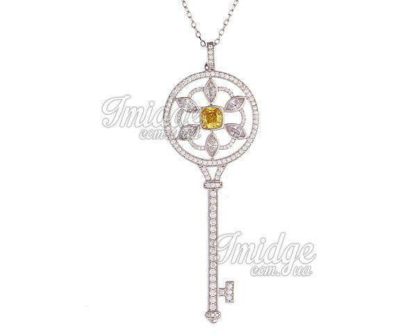 Кулон Tiffany & Co  №J003