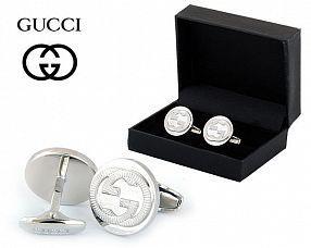 Запонки Gucci  №412