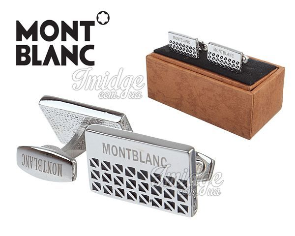 Запонки Montblanc  №476