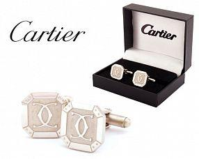 Запонки Cartier  №335