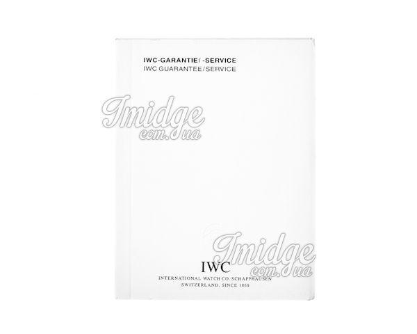 Документы для часов IWC  №1085