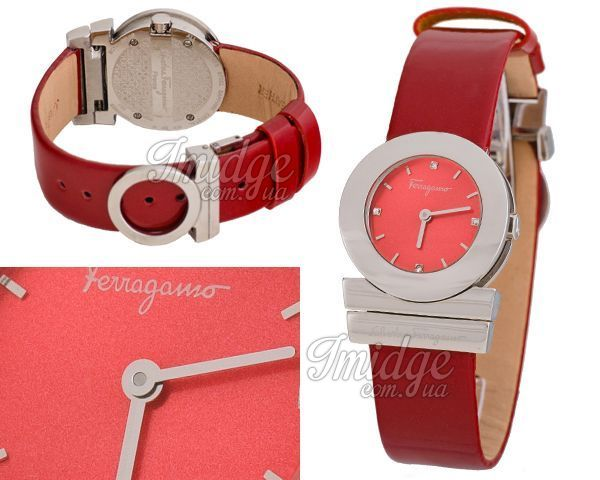 Женские часы Salvatore Ferragamo  №N1320