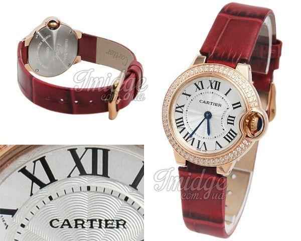 Женские часы Cartier  №M3763