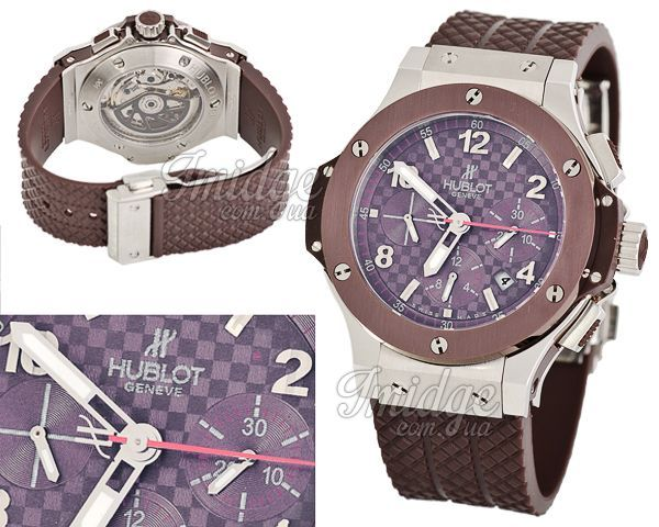 Мужские часы Hublot  №M4451