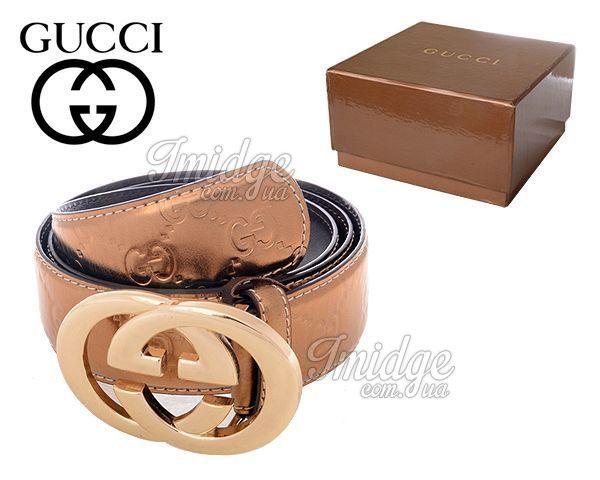 Ремень Gucci  №B047