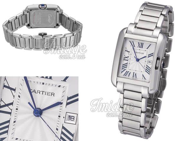 Унисекс часы Cartier  №N2686 (Референс оригинала W5310009)