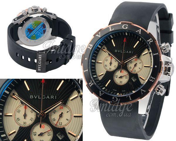 Мужские часы Bvlgari  №MX0618