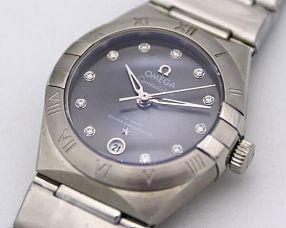 Женские часы Omega  №MX3678
