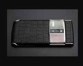 Смартфон Vertu  Signature Touch PARIS Steel Alligator