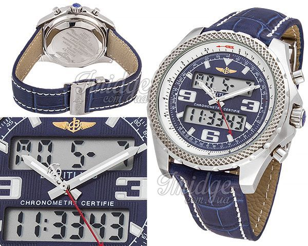 Мужские часы Breitling  №MX2990