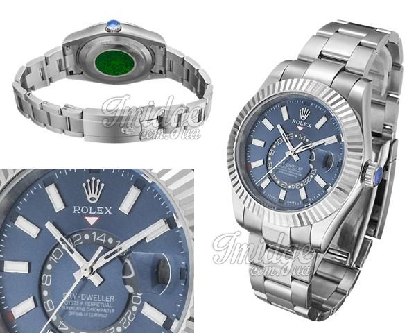 Мужские часы Rolex  №MX3366