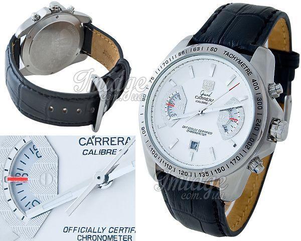 Мужские часы Tag Heuer  №H0199