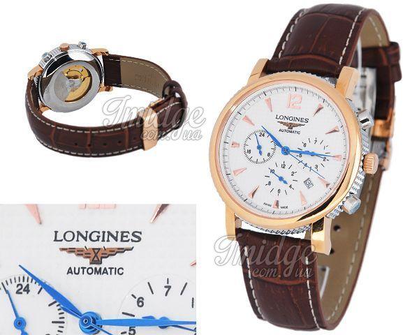 Мужские часы Longines  №S619-1