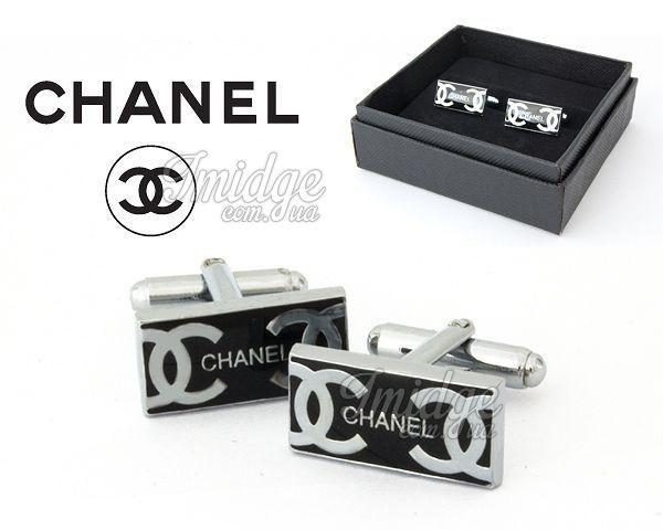 Запонки Chanel  №217