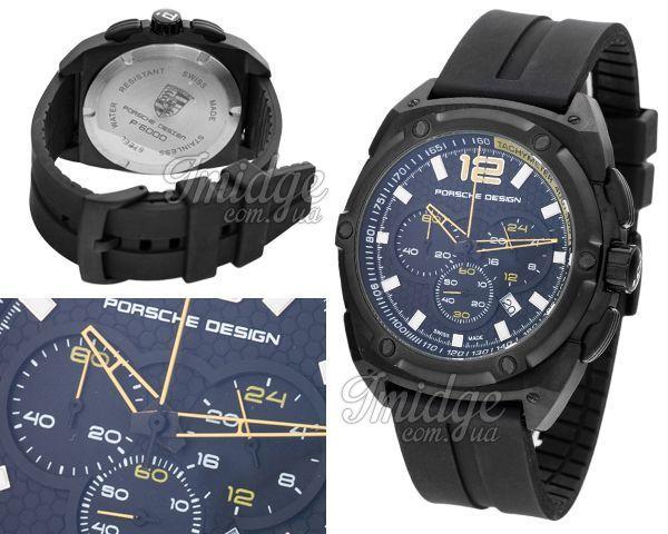 Мужские часы Porsche Design  №MX1900