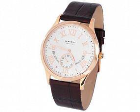Копия часов Montblanc Модель №N0003