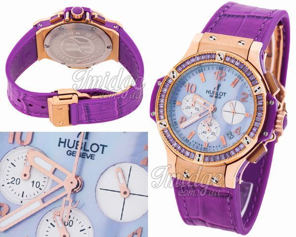 Женские часы Hublot  №MX2569
