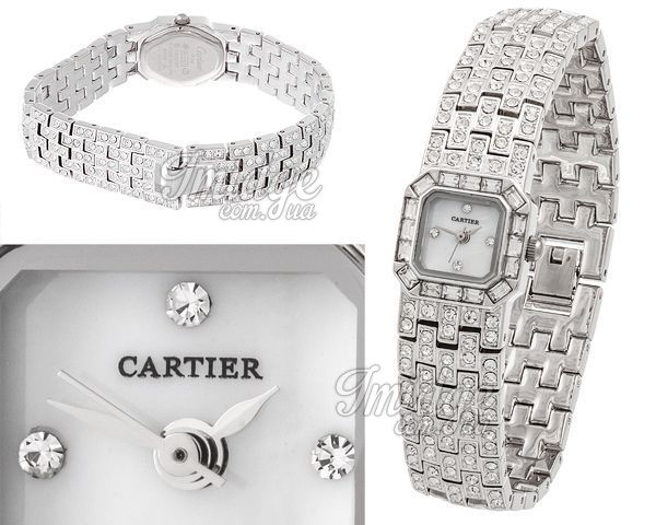 Женские часы Cartier  №MX2900