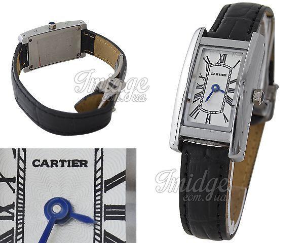 Женские часы Cartier  №C0168