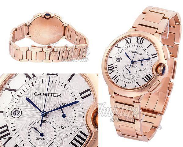 Унисекс часы Cartier  №MX3154