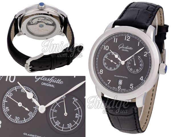 Мужские часы Glashutte Original  №N1527-1
