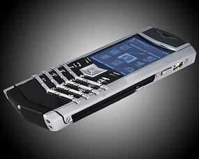 Vertu  S Design White