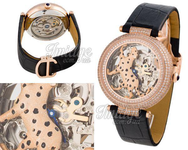 Женские часы Cartier  №MX1594