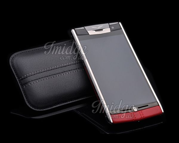 Смартфон Vertu  Signature Touch Claret Leather