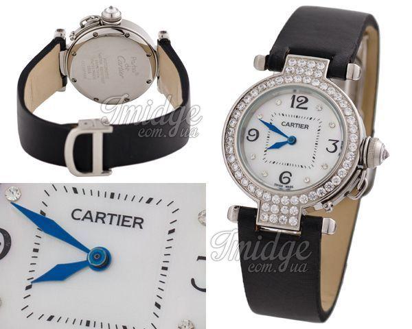 Женские часы Cartier  №MX1314