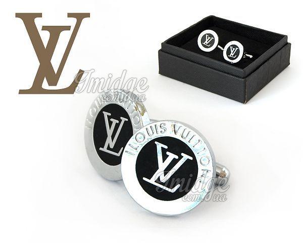 Запонки Louis Vuitton  №276