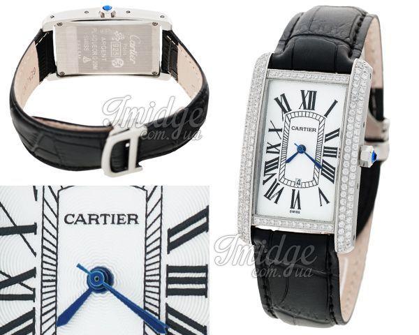 Женские часы Cartier  №MX2380