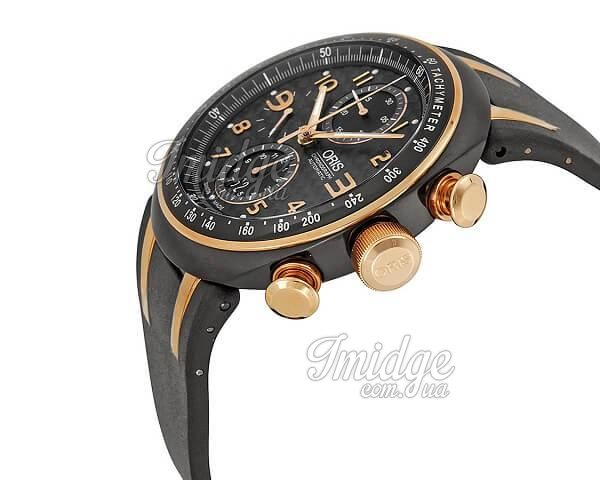 Часы Oris TT3 Chronograph