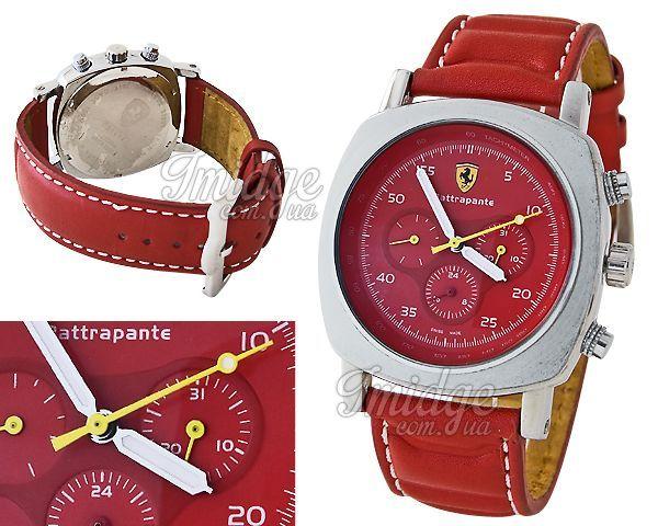 Копия часов Ferrari  №SFerRed
