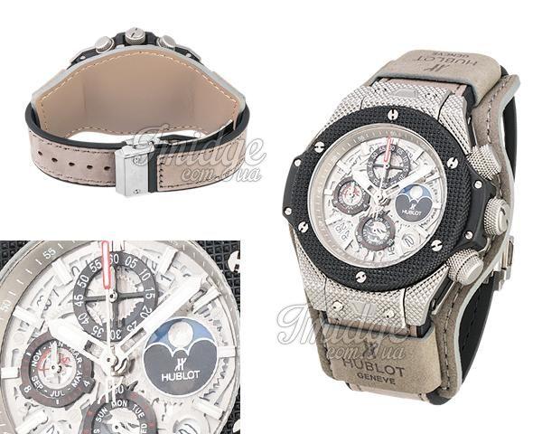 Мужские часы Hublot  №N2633