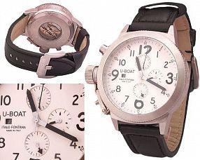 Мужские часы U-BOAT  №M3880-1