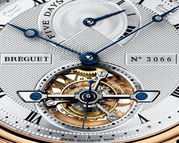 Часы Breguet Classique Complications 5317
