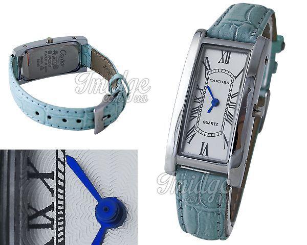 Женские часы Cartier  №Scar3