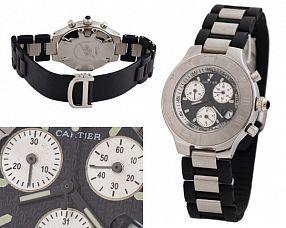 Унисекс часы Cartier  №MX1328