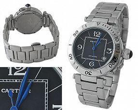 Мужские часы Cartier  №C0111