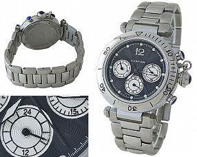 Мужские часы Cartier  №C0191