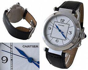 Копия часов Cartier  №S385