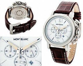 Мужские часы Montblanc  №N1661