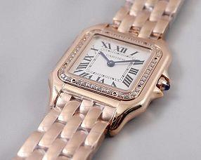 Женские часы Cartier  №MX3641 (Референс оригинала WJPN0009)