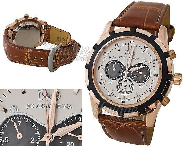 Копия часов Dolce & Gabbana  №S0027