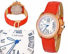 Копия часов Cartier  №N0987