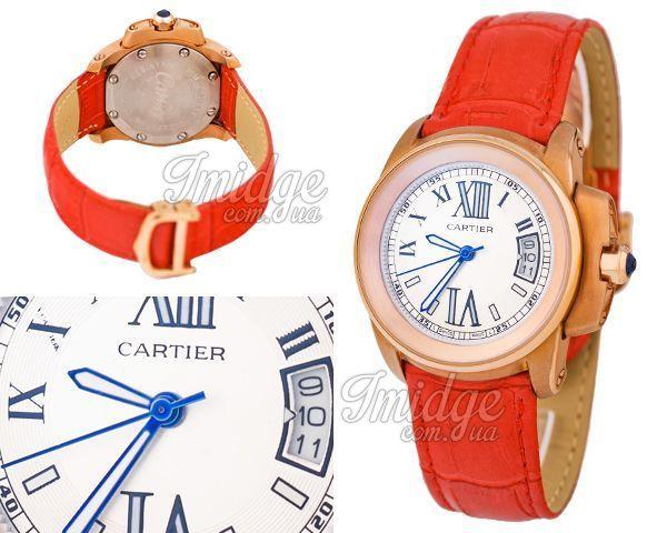 Женские часы Cartier  №N0987