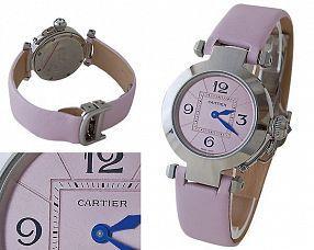 Женские часы Cartier  №C0033